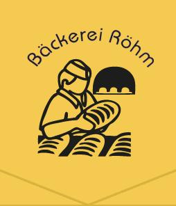 Bäckerei Röhm - Logo